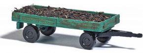 BUSCH 8364 Mistanhänger | Landwirtschaftsmodell 1:160 kaufen