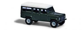 BUSCH 8371 Land Rover Defender grün Automodell Spur N kaufen
