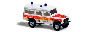 BUSCH 8374 Land Rover Defender DLRG Blaulichtmodell Spur N kaufen