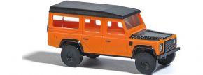 BUSCH 8379 Land Rover Defender orange | Modellauto 1:160 kaufen