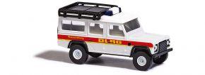 BUSCH 8381 Land Rover Defender DLRG Automodell 1:160 kaufen