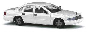 BUSCH 89122 Chevrolet Caprice weiss Automodell 1:87 kaufen