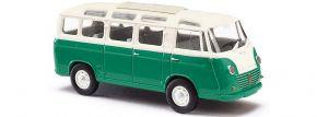 BUSCH 94152 Goliath Express Luxusbus grün/creme | Bus-Modell 1:87 kaufen