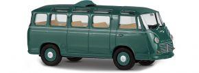 BUSCH 94173 Goliath Luxusbus, offenes Dach, grün | Busmodell 1:87 kaufen
