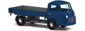 BUSCH 94200 Goliath Express 1100 Pritsche blau | Modell-LKW 1:87 kaufen