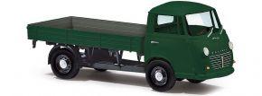 BUSCH 94201 Goliath Express 1100 Pritsche grün | Modell-LKW 1:87 kaufen