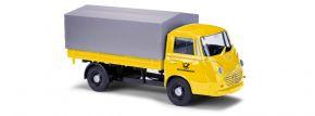BUSCH 94218 Goliath Express 1100 Pritschenwagen Deutsche Bundespost Automodell 1:87 kaufen