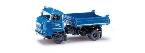 BUSCH 95506 IFA L60 3SK THW Cottbus Blaulichtmodell 1:87 kaufen