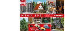 BUSCH 999924 Neuheitenprospekt 2021 | Gratis kaufen