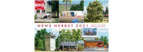 BUSCH 999925 Herbstneuheiten Prospekt 2021 | Gratis kaufen
