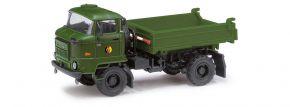 BUSCH 95512 IFA L60 3-seitenkipper NVA   Militärmodell 1:87 kaufen