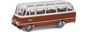 BUSCH 95728 Robur LO 2500, Ostseetrans   Busmodell 1:87 kaufen