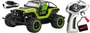 Carrera 183019 Profi Jeep Trailcat RC-Auto | 2.4Ghz | RTR | 4WD | 1:18 kaufen