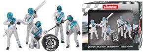 Carrera 21133 Digital 132 / Evolution Figurensatz Mechaniker, silber | 5 Stück | 1:32 kaufen