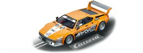 Carrera 23872 Digital 124 BMW M1 | Procar No.80, Zandvoort 79 | Slot Car 1:24 kaufen