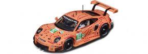 Carrera 27654 Evolution Porsche 911 RSR   Pink Pig Design, No.92   Slot Car 1:32 kaufen