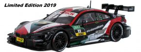 Carrera 30904 Digital 132 BMW M4 DTM | A.Zanardi No.12 | Limited Edition 2019 | Slot Car 1:32 kaufen