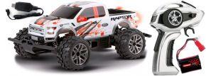 Carrera 183017 Profi Ford F-150 Raptor RC-Truggy | 2.4Ghz | RTR | 4WD | 1:18 kaufen