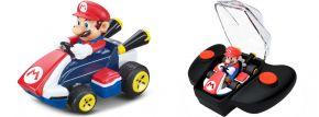 Carrera 430002 Mario Kart - Mario Mini RC-Auto | 2.4Ghz | RTR | ab 6 Jahren kaufen
