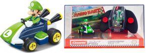 Carrera 430003 Mario Kart - Luigi Mini RC-Auto | 2.4Ghz | RTR | ab 6 Jahren kaufen