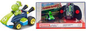 Carrera 430004 Mario Kart - Yoshi Mini RC-Auto | 2.4Ghz | RTR | ab 6 Jahren kaufen