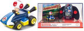 Carrera 430005 Mario Kart - Toad Mini RC-Auto | 2.4Ghz | RTR | ab 6 Jahren kaufen