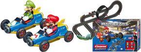 Carrera 62492 Go!!! Nintendo Mario Kart Mach 8 | Autorennbahn Grundpackung 1:43 kaufen