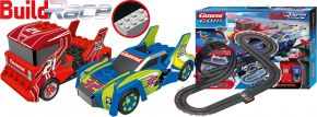 Carrera 62530 Go!!! Build n Race - Racing Set 4.9 | Klemmbaustein Autorennbahn 1:43 kaufen