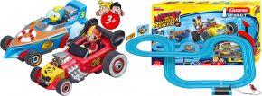 Carrera 63013 FIRST Mickey and the Roadster Racers | Autorennbahn | ab 3 Jahren kaufen