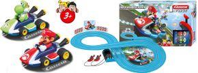 Carrera 63014 FIRST Nintendo Mario Kart | Autorennbahn Grundset | ab 3 Jahren kaufen