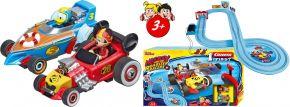 Carrera 63030 FIRST Mickey and the Roadster Racers | Autorennbahn | ab 3 Jahren kaufen
