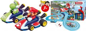 Carrera 63036 FIRST Nintendo Mario Kart - Royal Raceway | Autorennbahn Grundset | ab 3 Jahren kaufen