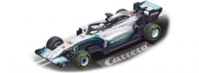 Carrera 64128 Go!!! Mercedes-AMG F1 W09 EQ Power+ | L. Hamilton, No.44 | Slot Car 1:43 kaufen