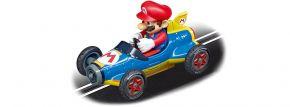 Carrera 64148 Go!!! Nintendo Mario Kart Mach 8 - Mario | Slot Car 1:43 kaufen
