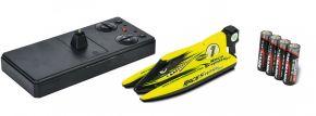 CARSON 108024 Race Shark Nano | 2.4GHz | RC Spielzeug Komplett-RTR kaufen