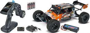 ausverkauft | CARSON 500404131 XL Climb Warrior 2.0 | 2.4GHz | RC Auto Komplett-RTR 1:10 kaufen