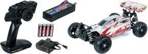 CARSON 500404170 X10 Ninja 2.4GHz | RC Auto RTR 1:10 kaufen