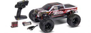 CARSON 500404195 Mega Duster FE 2.4GHz | RC Auto Komplett-RTR 1:10 kaufen
