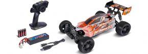 CARSON 500404199 X10 Dirt Warrior Sport 2 2.4GHz | RC Auto Komplett-RTR 1:10 kaufen