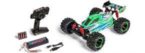 CARSON 500404223 X10 Monster Warrior XL 2.0 2.4GHz | RC Auto Komplett-RTR 1:10 kaufen