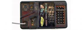 CARSON 500501535 Empfänger Reflex Wheel PRO 3 | 5-Kanal | 2.4GHz | BEC kaufen