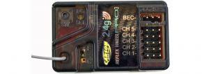 CARSON 500501536 Empfänger Reflex Wheel Pro3 | 5-Kanal | 2.4GHz | BEC | wasserdicht kaufen