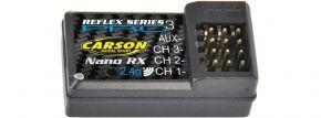 CARSON 500501538 Empfänger Nano RX 2.4GHz | für Reflex Pro 3 kaufen
