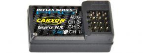 ausverkauft | CARSON 500501539 Empfänger Nano + Gyro 2.4GHz | für Reflex Pro 3 kaufen
