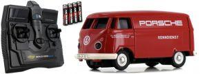 CARSON 500504124 VW T1 Bus Porsche 2.4GHz | RC Auto 1:87 Spur H0 kaufen