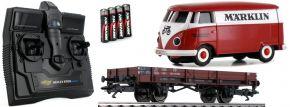 CARSON 500504132 Niederbordwagen + VW T1 Bus märklin 2.4GHz | RC Auto 1:87 kaufen