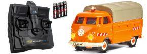 CARSON 500504141 VW T1 Bus Kommunal 2.4GHz | RC Auto 1:87 Spur H0 kaufen