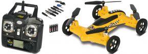 CARSON 500507091 Space Taxi 2.4GHz RTF | RC Drohne + Fahrfunktion kaufen
