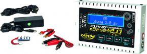 CARSON 500606053 Ladegerät Expert Charger X Base 2.0 SE | 12V | 230V kaufen