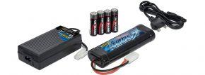 CARSON 500607013 Ladeset Expert Charger NiMH Compact 4A + Akku + Senderbatterien kaufen